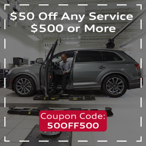 $50 Off Service of $500 or More